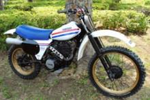 YAMAHA 1980y XT250