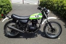 Kawasaki 250TR 2002