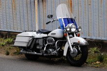 FL1200 POLICE 1970