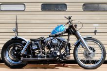 "80""Shovelhead Chopper"