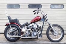1973 Shovel Rigid Chopper
